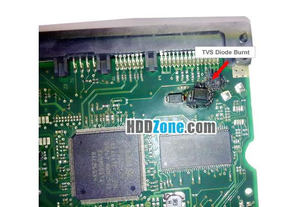 How To Fix A Hard Drive Pcb Board Hddzone Com