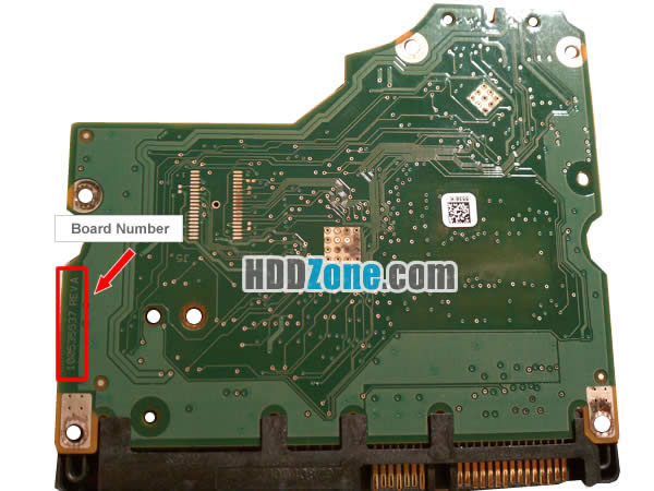 Hard Drive PCB Components - HDDzone.com on