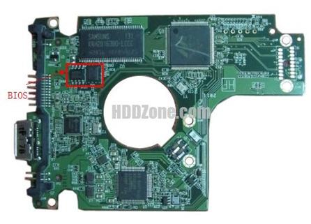 2060-771814-001's BIOS