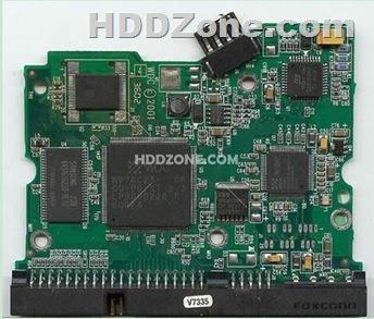 PCB-HDD