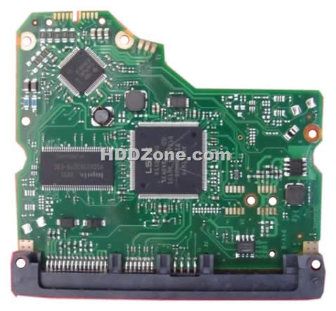Donor PCB 100536501 REV A