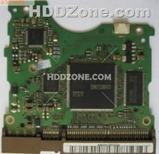 Samsung Hard Drive Circuit Board,Samsung PCB