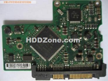 Seagate-100355589-Barracuda-7200-9-PCB