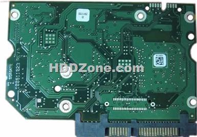 Seagate-100611023-Barracuda-7200-PCB