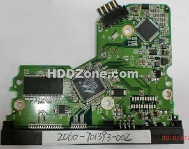 WD-2060-701393-002-SATA-PCB