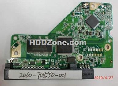 WD-2060-701590-001-SATA-PCB