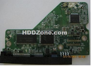 WD-2060-701640-007-SATA-PCB