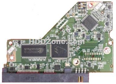 WD-2060-771668-000-SATA-PCB