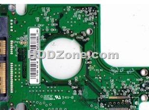 WD-2060-771672-004-SATA-PCB