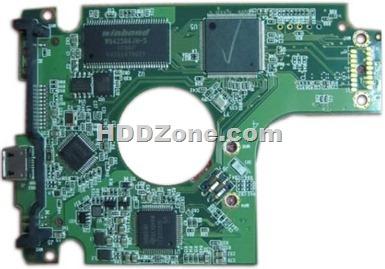 WD-2060-771754-000-USB-PCB