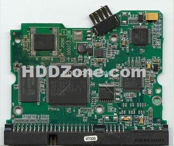 WD PCB Replacement