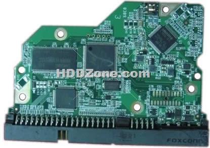 Western Digital PCB 2060-701596-001