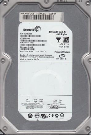 Fix Seagate ST3400820AS PCB Board 100435196 | HDDZone Blog