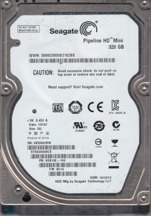 Fix Seagate ST9320328CS PCB Board 100535597 | HDDZone Blog