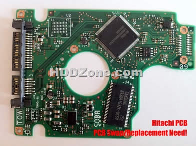 PCB Board for Hitachi Drive