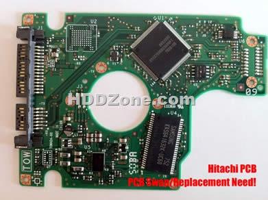 PCB Board for Hitachi Drive