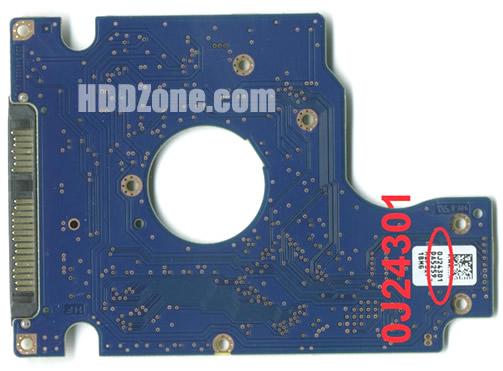 Hitachi Hard Drive PCB Circuit Board 0J24301