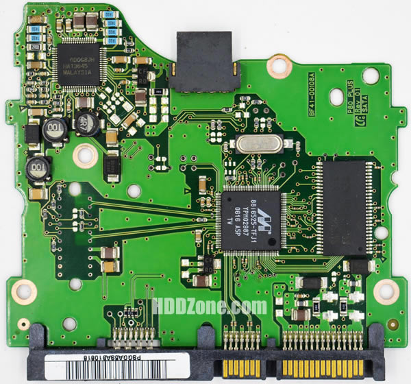 BF41-00108A 삼성 하드디스크 기판 Samsung PCB