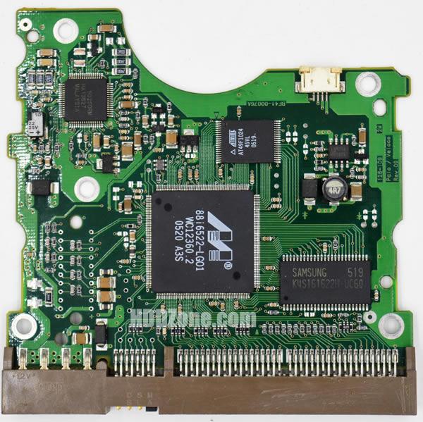 SP1203N SAMSUNG PCB BF41-00076A