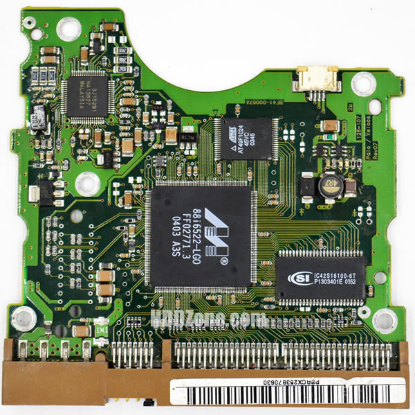 BF41-00067A 삼성 하드디스크 기판 Samsung PCB