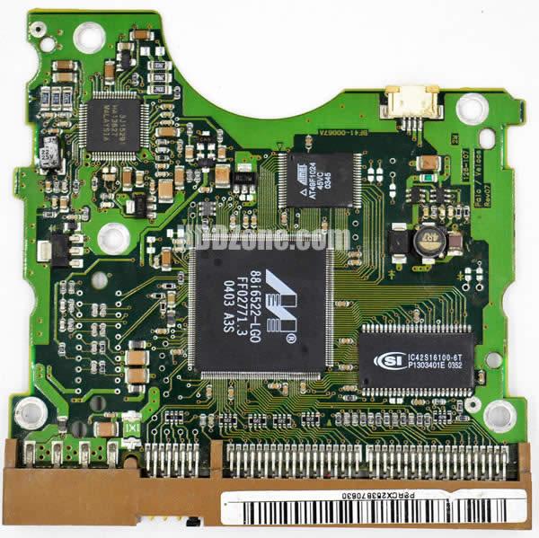 SP0802N SAMSUNG PCB BF41-00067A
