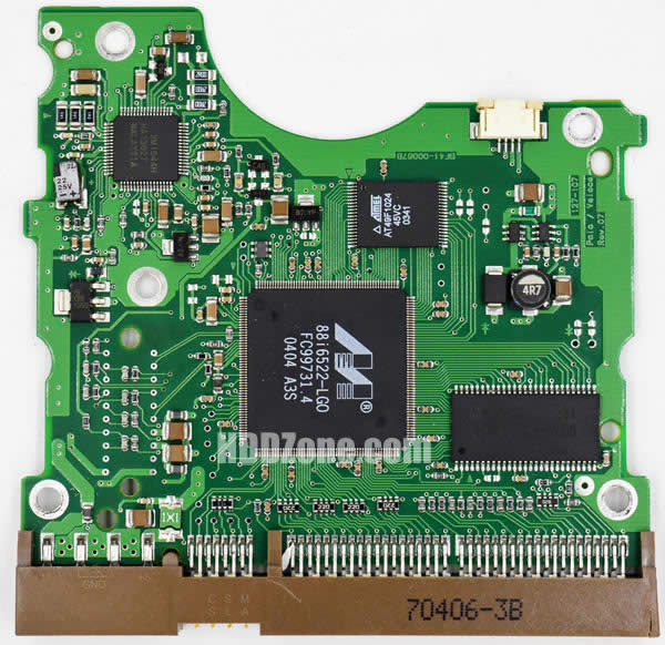 SP1614N SAMSUNG PCB BF41-00067B