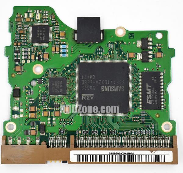 BF41-00087A 삼성 하드디스크 기판 Samsung PCB