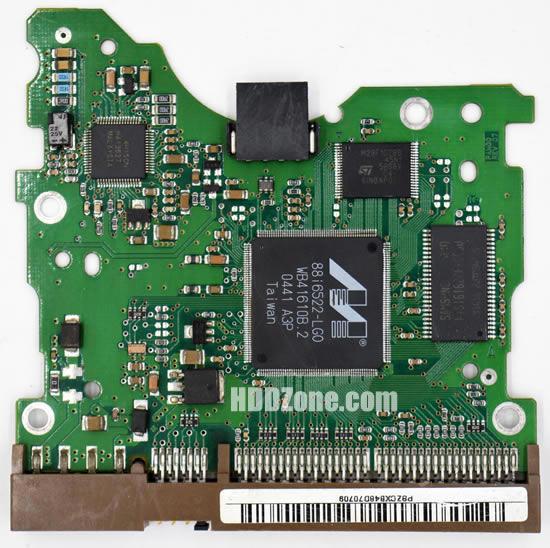 BF41-00082A 삼성 하드디스크 기판 Samsung PCB