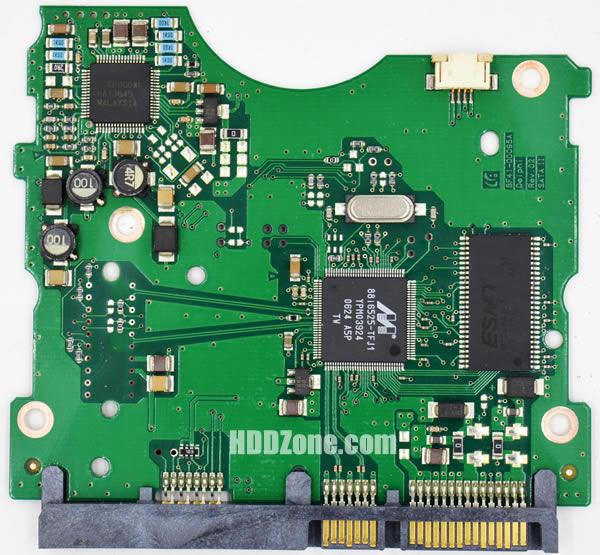BF41-00095A 삼성 하드디스크 기판 Samsung PCB
