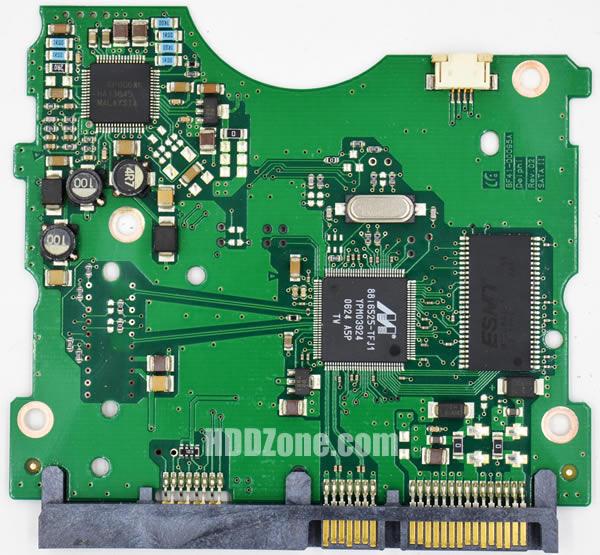 HD080HJ SAMSUNG PCB BF41-00095A