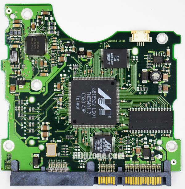 BF41-00069A 삼성 하드디스크 기판 Samsung PCB