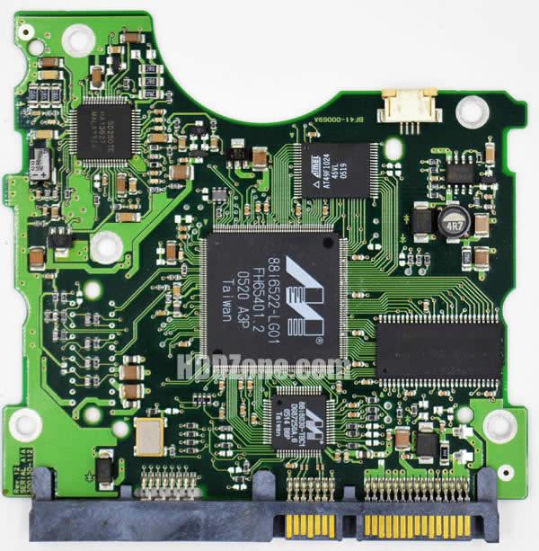 SP0812C SAMSUNG PCB BF41-00069A