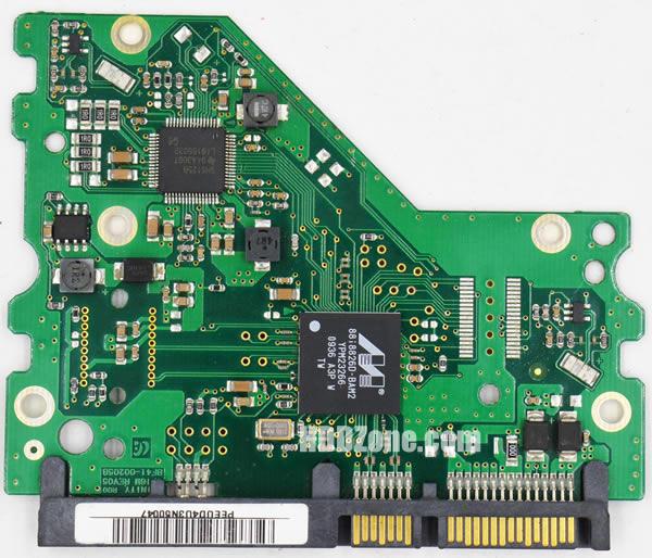 BF41-00205B carte PCB disque dur samsung