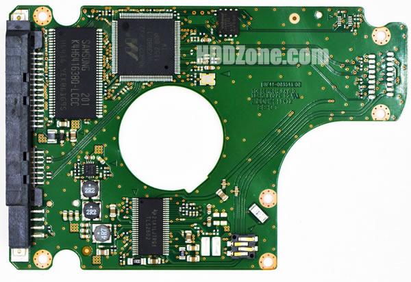 HN-M500MBB Samsung PCB BF41-00354A 00