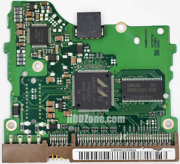 SP2014N SAMSUNG PCB BF41-00085A
