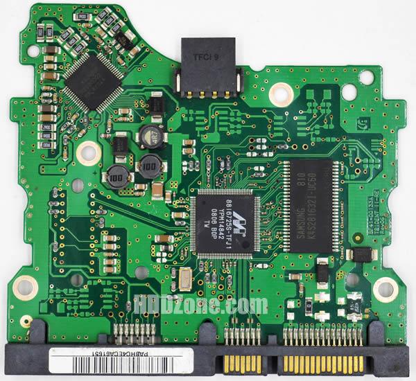 BF41-00133A carte PCB disque dur samsung
