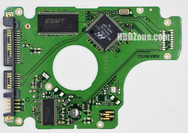 BF41-00157A R00 carte PCB disque dur samsung