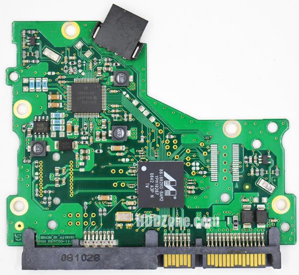 BF41-00204B 삼성 하드디스크 기판 Samsung PCB