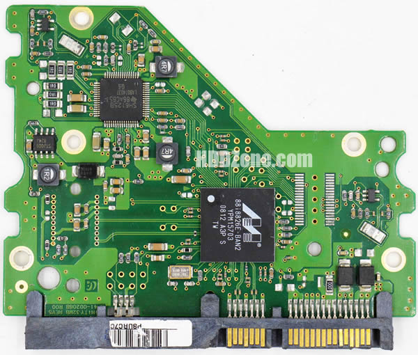 BF41-00206B 삼성 하드디스크 기판 Samsung PCB