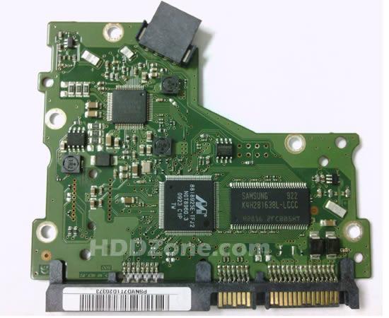 HD322HJ Samsung PCB BF41-00263A 02