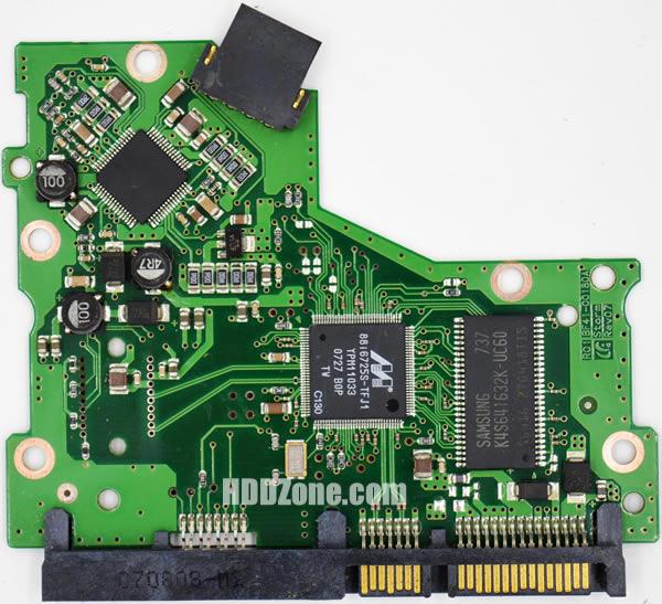 BF41-00180A carte PCB disque dur samsung