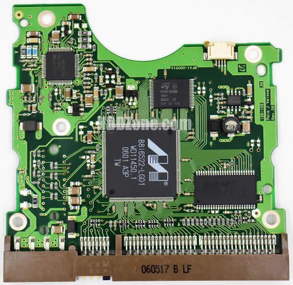 SP1203N SAMSUNG PCB BF41-00091A