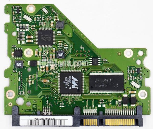 BF41-00353A 00 carte PCB disque dur samsung