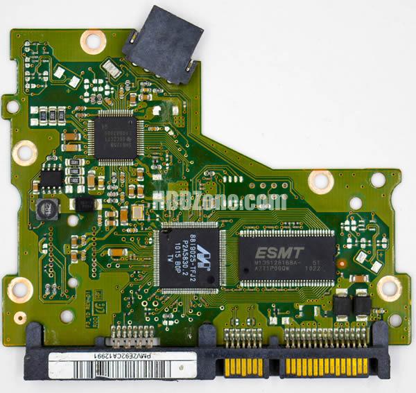 BF41-00302A 삼성 하드디스크 기판 Samsung PCB