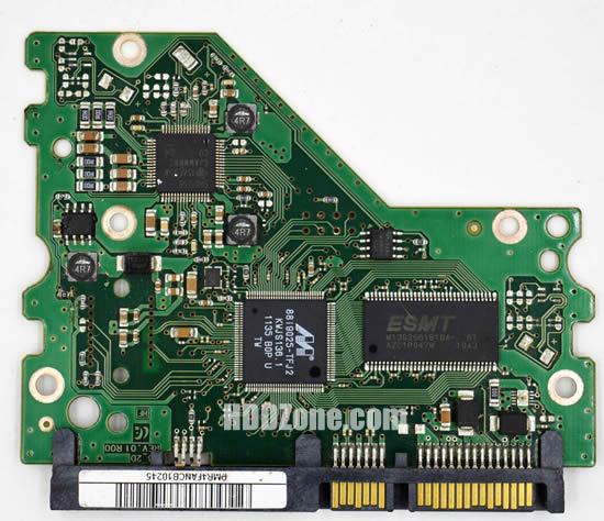 BF41-00371A 00 carte PCB disque dur samsung