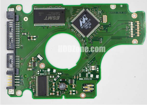 HM160HI SAMSUNG PCB BF41-00186A