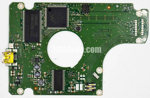 HN-M750XBB SAMSUNG PCB BF41-00365A