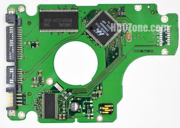 HM080JI SAMSUNG PCB BF41-00098A