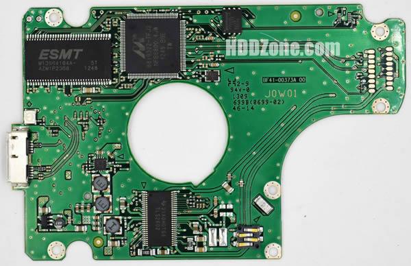 BF41-00373A 00 carte PCB disque dur samsung