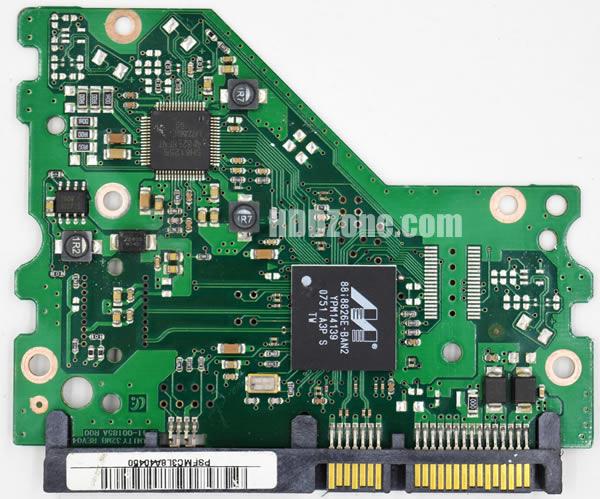 BF41-00185A R00 carte PCB disque dur samsung